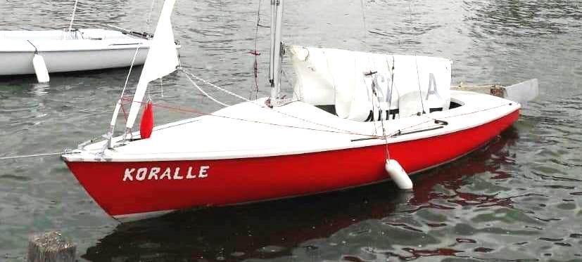 Die KORALLE - Bootstyp Aquila - Eigner Ferdinand Brandstätter