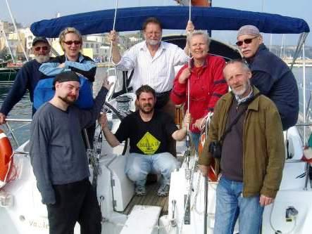 Die YCBS-Hochsee-Meister 2007