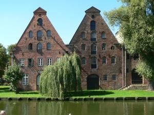 Lübecks Salzspeicher