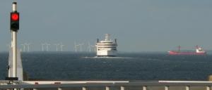 Beim Fährhafen Puttgarden