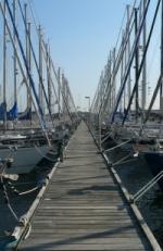 In der Marina Maasholm