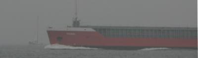 Bedrohliches Dickschiff