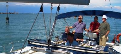 Lagunenfahrt um Venedig