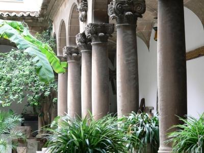Architektur-Einblick in Palmas Altstadt