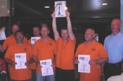 YCBS-Cup-Sieger und Club-Meister 2008 !