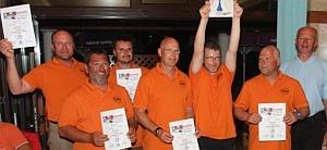 Die YCBS-Cup-Sieger 2008