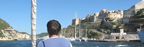 Peppino's Traum - Bonifacio auf Korsika