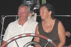 Werner & Lore - abendlicher Ausklang !