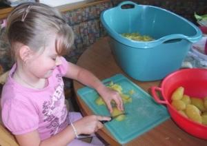 Laura und der beste Kartoffelsalat aller Zeiten !