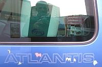 Der Atlantis-Transporter (mit ANTE-Spiegelung)
