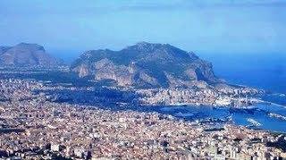 Blick über Palermo !