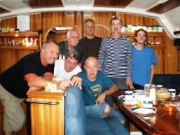 Die 2. Crew der Bellissima !