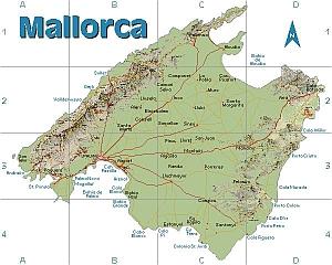 Das schwierige Zwischenziel - Mallorca !