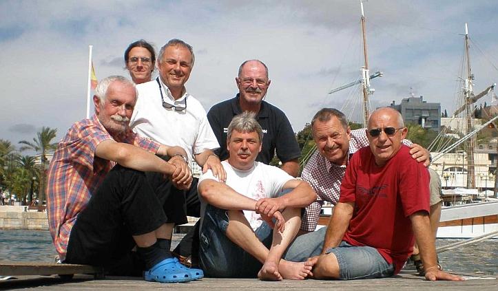 Überstell-Crew 3 in Cartagena !