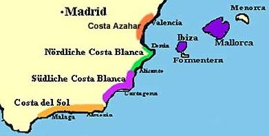 Crew 3: Palma de Mallorca bis Malaga !