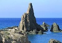 Das scharfe Eck Cabo de Gata bei Almeria