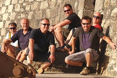 Farblich wie Vulkanerde - Crew 5 auf Lanzarote !