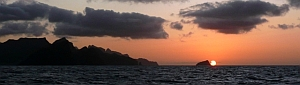 Last Sunset !