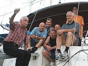 Die Crew der Etappe 2 !