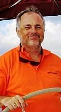 Langfahrt-Organisator VC Christian Haidinger