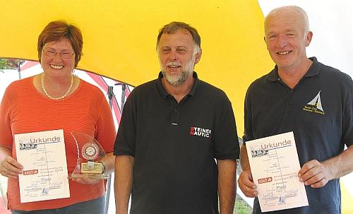 Zugvogel-Bezirksmeister 2010 und YCBS-Sieger beim Ansegeln