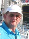 KOSTI-Chef Sepp Widder ist gerne am Meer !