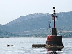 Einzelgefahr am Südrand der Maddalenas !