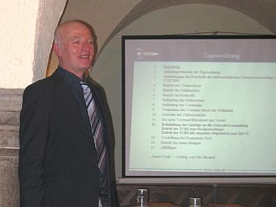 YCBS-Commodore Ferdinand Brandstätter - GV 2010