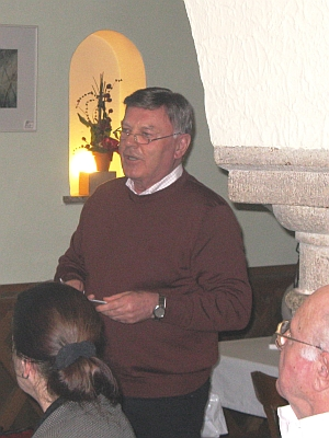 Karl Löcker - ASKÖ-Bezirkssportleiter Innviertel