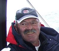WYC-Takelmeister Wilfried WESENER ist auch YCBS-Mitglied