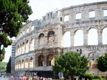 Aus römischen Zeiten !