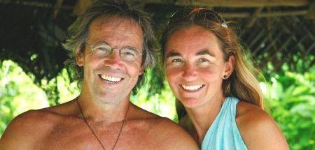 Die Seenomaden: Doris Renoldner & Wolfgang Slanec
