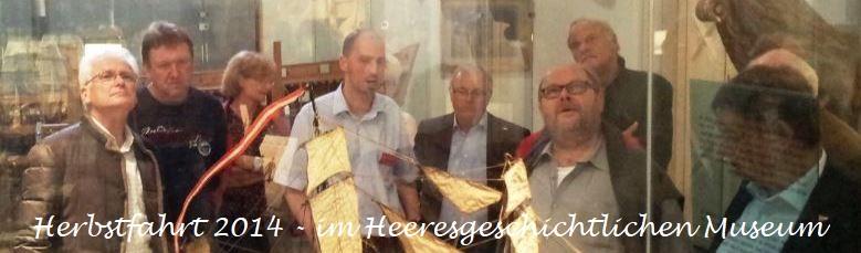 j25b 2014 herbstfahrt hgm vitrinenschau