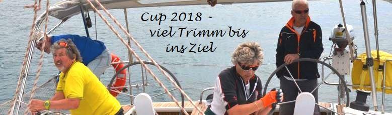 j25f 2018 cup regatta trimm